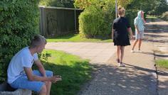 Emil Markdan, Emil Jacobsen, Bertram Keldsted, Lotte Nielsen - Fordi pigen går ud til drengen der står i lyset og tænker over hvorfor ryge #slutmedrøg